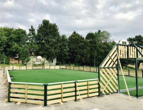 September 2017: Zwei neue Projekte eingeweiht