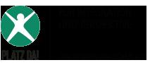 PLATZ DA! Logo