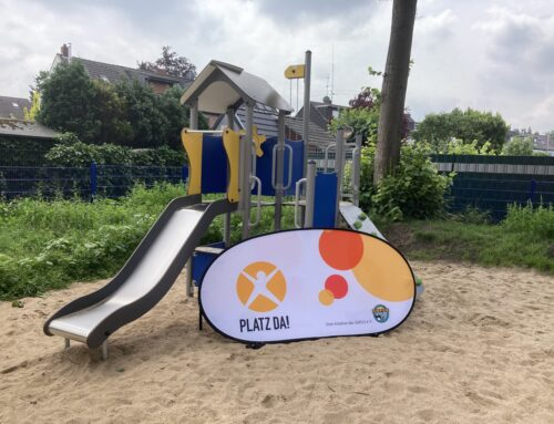 Gelsenkirchen: Hier können Kinder endlich wieder spielen