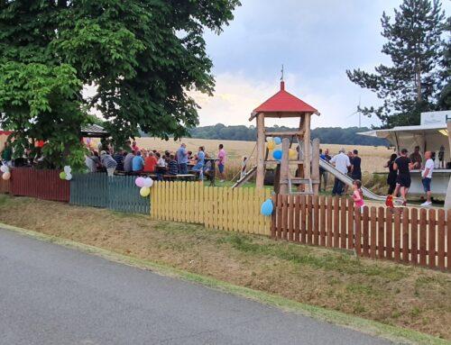 Kinderfest in Kleinbrüchter